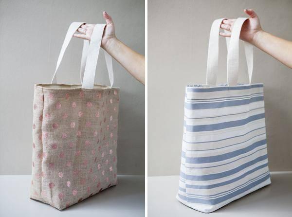 Сшить своими руками летнюю сумку