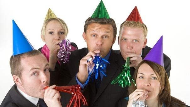 Корпоративный праздник поздравления