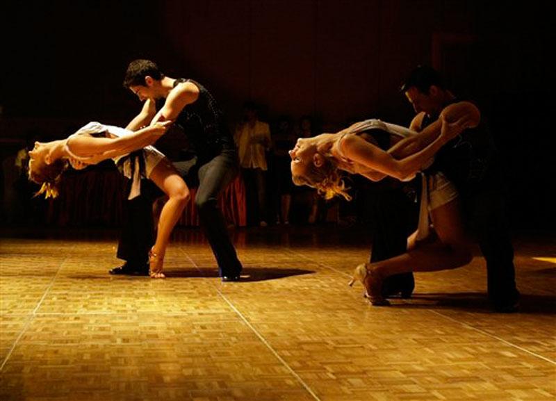 Мастер класс по грязным танцам - Ремонт и сервис