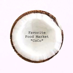 "Favorite Food Market ""CoCo"""
