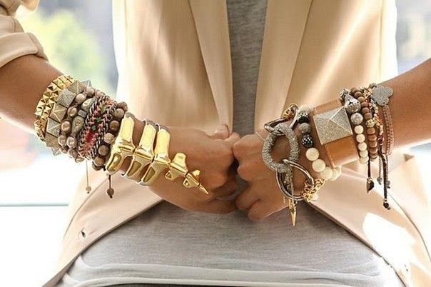 что плетеные браслеты