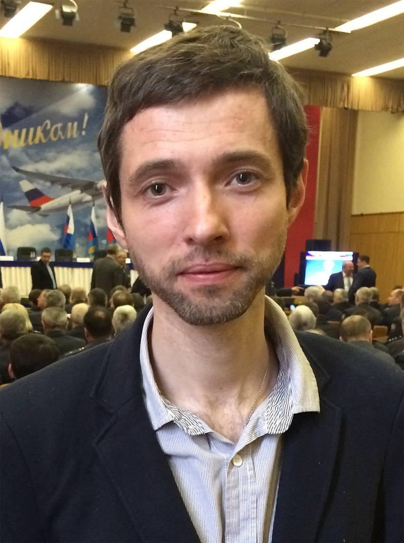 Николай Поташников