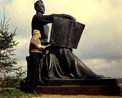 Фильмы, который снимался в МГУ