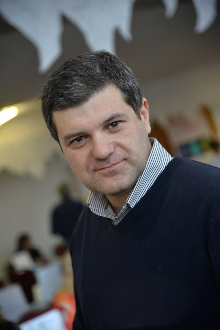 психолог Андрей Базаров