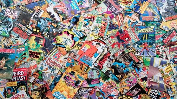 Комиксы могут быть не только о супергероях