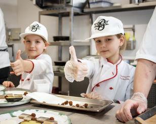 Цикл кулинарных мастер-классов для детей по воскресеньям
