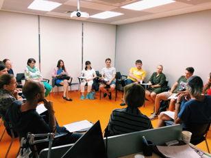 Открытая встреча разговорного клуба с носителем языка