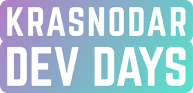 Krassnodar Dev Days