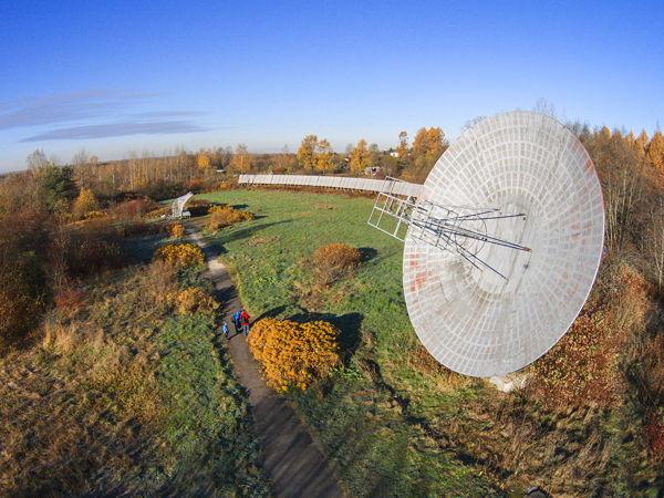 Экскурсия «Телескопы Пулкова»