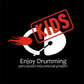 Enjoy Drumming Kids