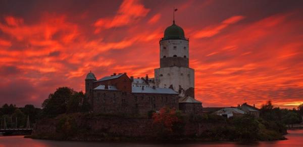 Бесплатная экскурсия «Четыре века шведского Выборга»