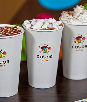 Color Coffe сеть кофеен