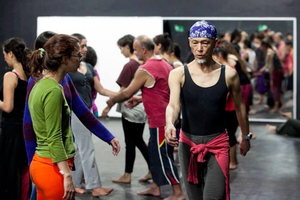 Мастер-классы японского хореографа Буто Кацура Кана / События на TimePad.ru