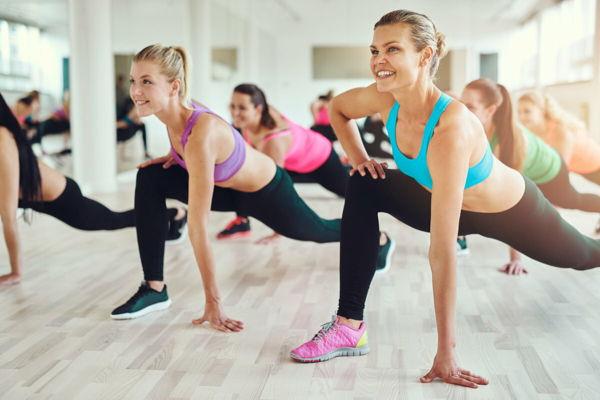 Жиросжигательная тренировка Фитнес Plus