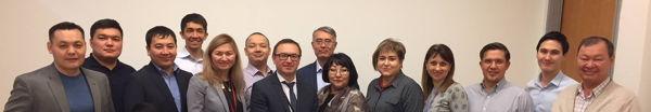 Nur-Sultan (Astana) Prosci Change Management Certification Program (RUS)