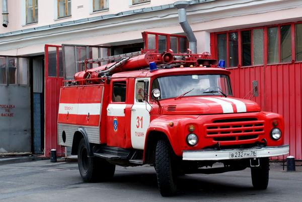 (вс) в 12.00 Экскурсия в пожарную часть 5-10 лет